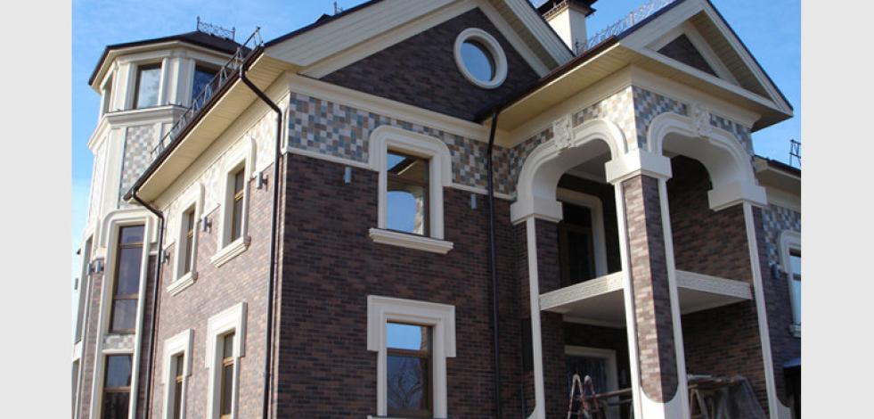 Дом в пос. Трубачеевка (Англиский)
