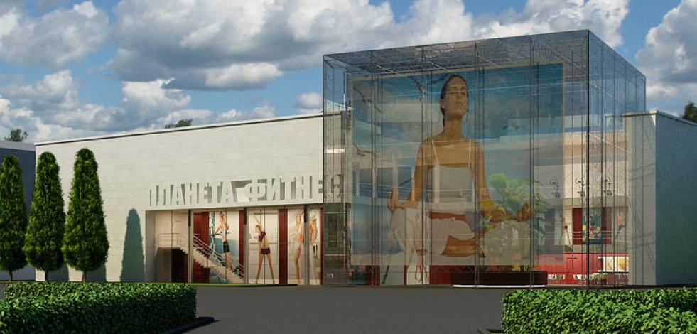 Проект спортклуба «Планета Фитнес» г. Краснодар (Англиский)