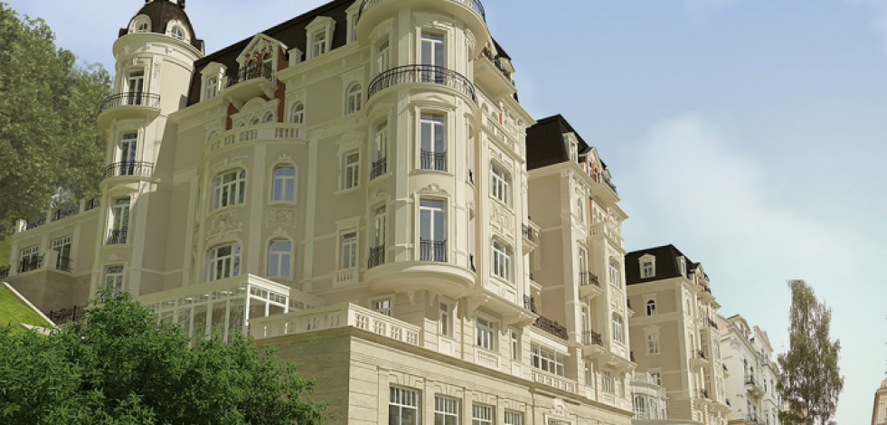 Hotel SAVOY Spa Resort, Marianske Lazne, Czech Republic