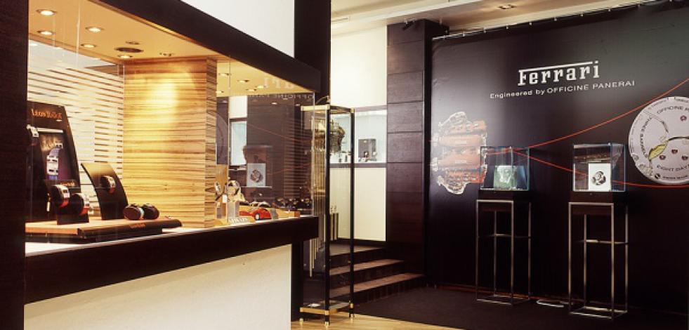 Da Vinci boutique, Sfera Mall, Moscow, Russia