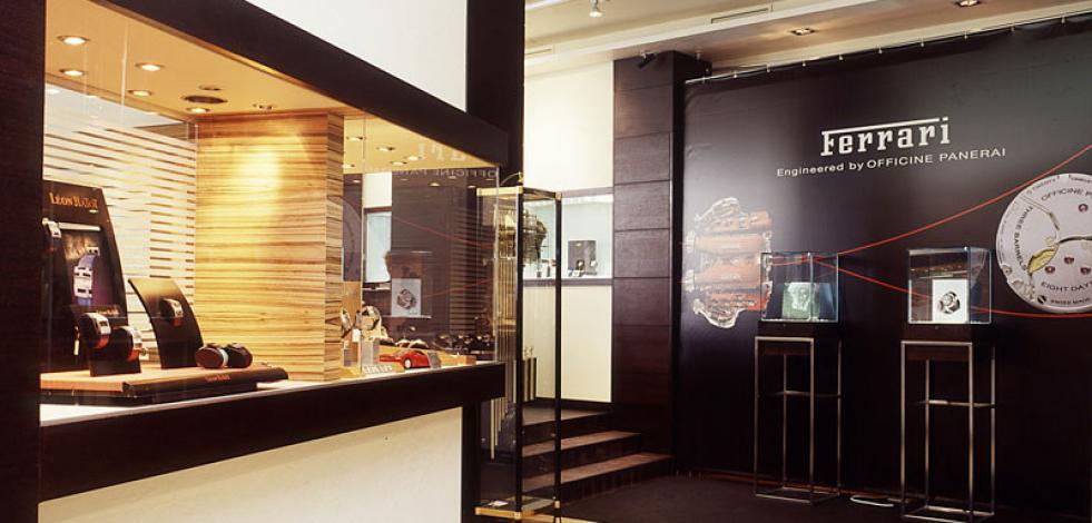 Da Vinci boutique TK Sfera