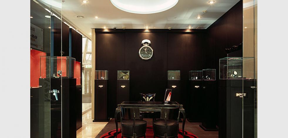 Bovet boutique