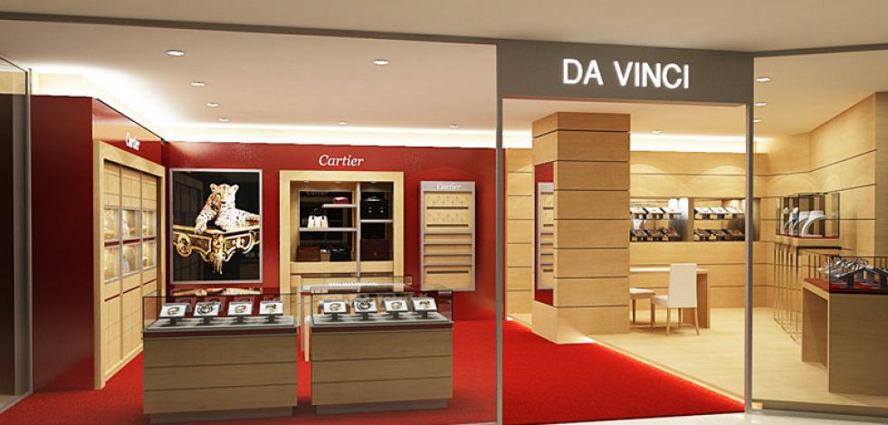 Cartier DA VINCI