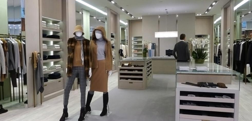 Malo Boutique, Vremena Goda Mall, Moscow, Russia