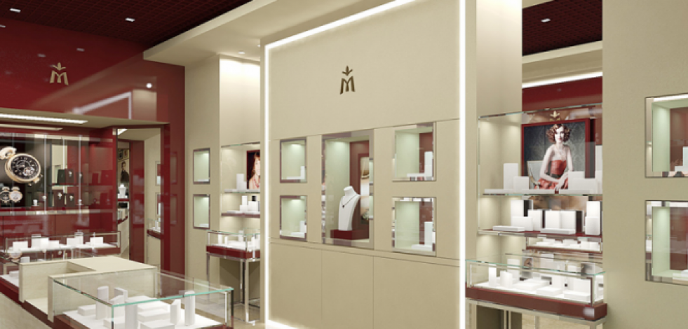 Moscow's Jewelry Factory Boutique