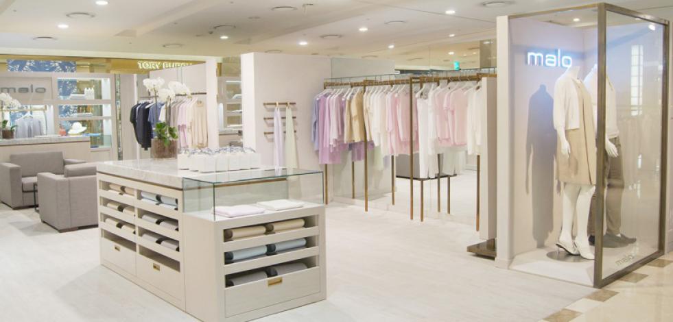 MALO Boutique, Seoul, South Korea