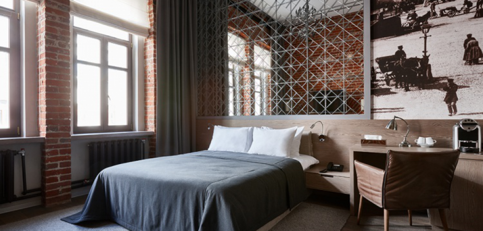 PR Myasnitsky Boutique Hotel, Moscow, Russia